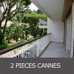 2 Pièces Cannes Californie