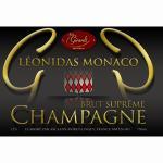 Champagne Personnalisé - Leonidas