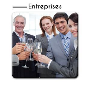 Champagne Personnalisé pour entreprises