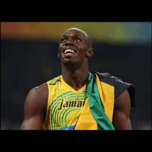 VIDEO BOLT Eliminer de la Finale du 100m de Daegu
