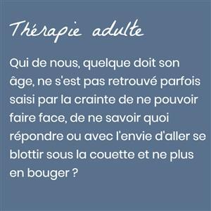 Thérapie Adultes NICE Jannick BOUBLI