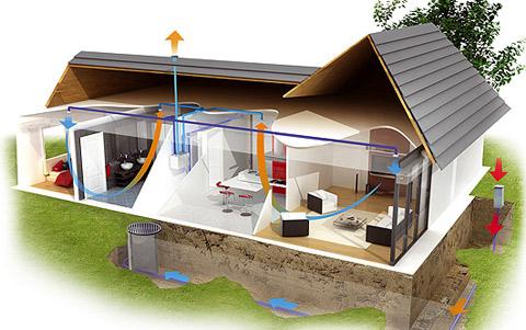 Installation de vmc sgcc nice votre sp cialiste chauffage et energie so - Perte d energie maison ...
